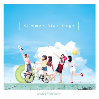 3rdシングルCD「Summer Blue Days」