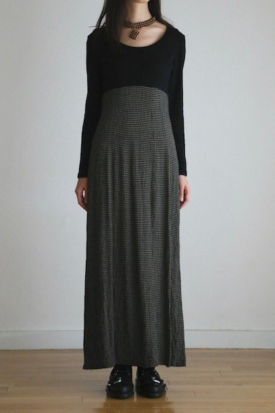 Crisscross back maxi long dress