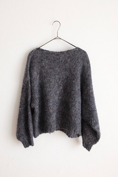 Hand crochet easy dolman sweater