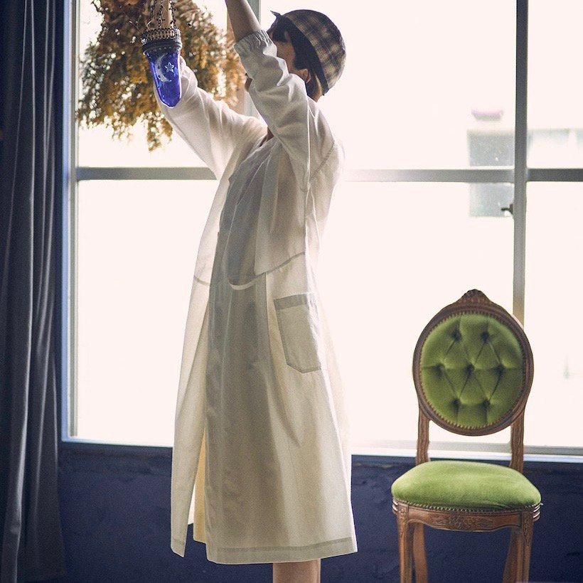 Atelier coat by suie