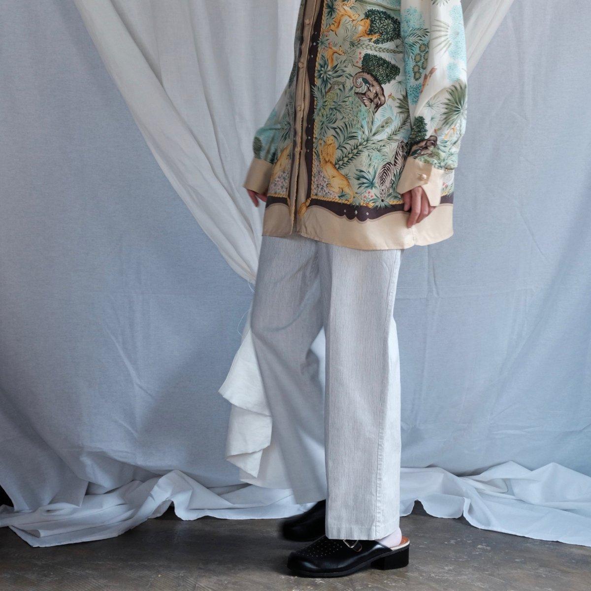 [VINTAGE] Vintage Marimekko Stripy Trouser
