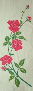 薔薇 (モスグリーン)