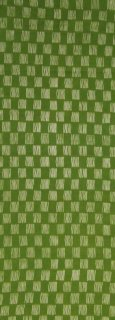 よろけ市松(緑)