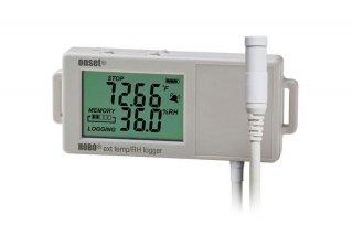 UX100-023温度・湿度ロガー(外付センサー)