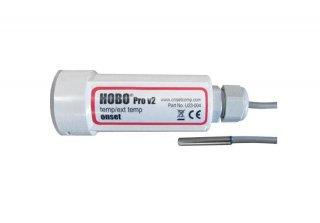 U23ホボプロV2温度2chロガー(外付/内付センサー)