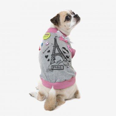 【S*ck Right!(サックライト)】Paris Jet'aime Shirt