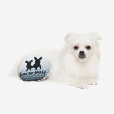 Inu to Golf Ball Toy