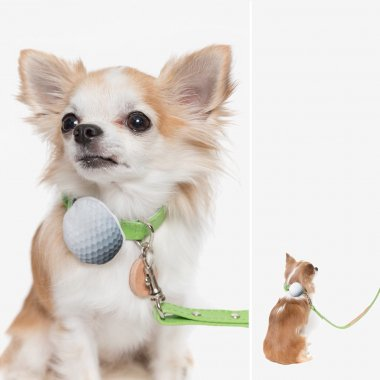 【Inu to Golf】Golf Ball Collar