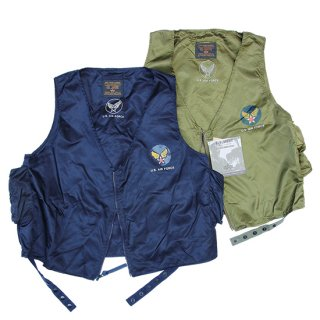 <img class='new_mark_img1' src='https://img.shop-pro.jp/img/new/icons5.gif' style='border:none;display:inline;margin:0px;padding:0px;width:auto;' />Alpha Industries/Type E-1 Radio Carrier Vest_2Colors,Deadstock