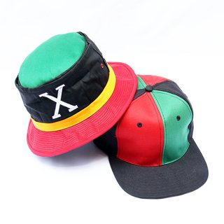 <img class='new_mark_img1' src='https://img.shop-pro.jp/img/new/icons5.gif' style='border:none;display:inline;margin:0px;padding:0px;width:auto;' />African Color Block Hat & Cap_Deadstock
