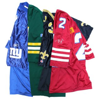 <img class='new_mark_img1' src='https://img.shop-pro.jp/img/new/icons5.gif' style='border:none;display:inline;margin:0px;padding:0px;width:auto;' />Champion/A.Football Game Jersey_G,Used