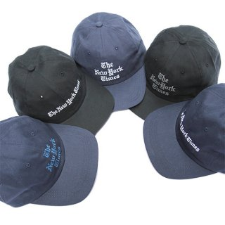 The New York Times/6Panel Cap_#A,#B,Made in USA
