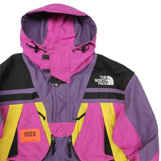 <img class='new_mark_img1' src='https://img.shop-pro.jp/img/new/icons5.gif' style='border:none;display:inline;margin:0px;padding:0px;width:auto;' />1990s The North Face/TNF Skiwear Anorak_Used,Purple【M】