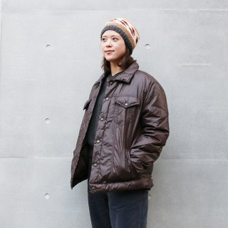 <img class='new_mark_img1' src='https://img.shop-pro.jp/img/new/icons5.gif' style='border:none;display:inline;margin:0px;padding:0px;width:auto;' />2000s Gap/Nylon Shell Goose Down Tracker Jacket_2Colors,Used【L】