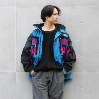 <img class='new_mark_img1' src='https://img.shop-pro.jp/img/new/icons5.gif' style='border:none;display:inline;margin:0px;padding:0px;width:auto;' />1990s The North Face/TNF Skiwear Jacket_Used,Blue【XL】