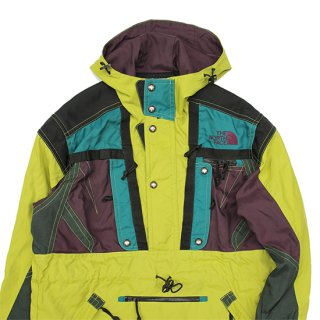 <img class='new_mark_img1' src='https://img.shop-pro.jp/img/new/icons5.gif' style='border:none;display:inline;margin:0px;padding:0px;width:auto;' />1990s The North Face/TNF Skiwear Anorak_Dark Lime,Used【M,L】