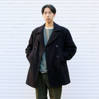 <img class='new_mark_img1' src='https://img.shop-pro.jp/img/new/icons5.gif' style='border:none;display:inline;margin:0px;padding:0px;width:auto;' />2000s J.Crew/Quilt Lined Wool Pea Coat_Dk.Navy,Used【M】
