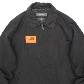 <img class='new_mark_img1' src='https://img.shop-pro.jp/img/new/icons5.gif' style='border:none;display:inline;margin:0px;padding:0px;width:auto;' />2000s Kenneth Cole/Polyester Windbreaker_Black,Used【L】