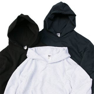 Los Angels Apparel ロサゼルスアパレル/14oz Heavyweight Sweat Hoodie_Made in USA,3色展開【M-XL】