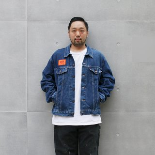 <img class='new_mark_img1' src='https://img.shop-pro.jp/img/new/icons5.gif' style='border:none;display:inline;margin:0px;padding:0px;width:auto;' />1990s Levi's/70506-0216 Denim Trucker Jacket_Indigo,LH,Made in USA,Used【US 50】
