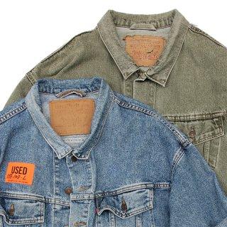 <img class='new_mark_img1' src='https://img.shop-pro.jp/img/new/icons5.gif' style='border:none;display:inline;margin:0px;padding:0px;width:auto;' />1990s Levi's/70598 Denim Trucker Jacket