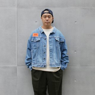 <img class='new_mark_img1' src='https://img.shop-pro.jp/img/new/icons5.gif' style='border:none;display:inline;margin:0px;padding:0px;width:auto;' />1990s Levi's/75532-0212 Denim Trucker Jacket