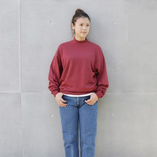 <img class='new_mark_img1' src='https://img.shop-pro.jp/img/new/icons5.gif' style='border:none;display:inline;margin:0px;padding:0px;width:auto;' />Tundra/Wool Mock Neck Sweater_Made in Canada,Used【Men's M】