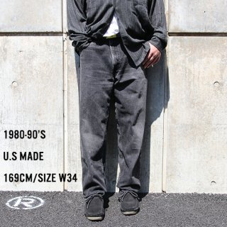 <img class='new_mark_img1' src='https://img.shop-pro.jp/img/new/icons5.gif' style='border:none;display:inline;margin:0px;padding:0px;width:auto;' />1990s Levi's リーバイス/550リラックスフィットジーンズ Made in USA,5BC1-3【W34,W35,36】