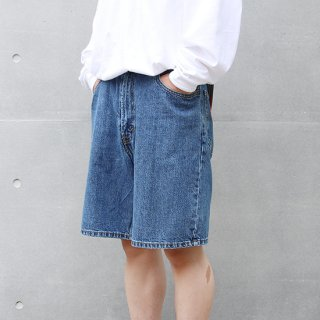 <img class='new_mark_img1' src='https://img.shop-pro.jp/img/new/icons5.gif' style='border:none;display:inline;margin:0px;padding:0px;width:auto;' />1990-2000s Levi's リーバイス/550リラックスフィットデニムショーツ 55ST1-10【W31-W35】