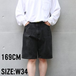 <img class='new_mark_img1' src='https://img.shop-pro.jp/img/new/icons5.gif' style='border:none;display:inline;margin:0px;padding:0px;width:auto;' />1990-2000s Levi's リーバイス/550リラックスフィットデニムショーツ 55ST11-18【W31-W37】