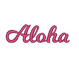 Alohaロゴ