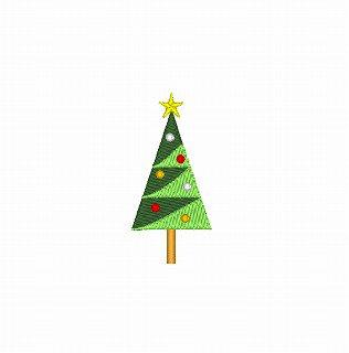 ☆クリスマスモチーフ☆ツリー