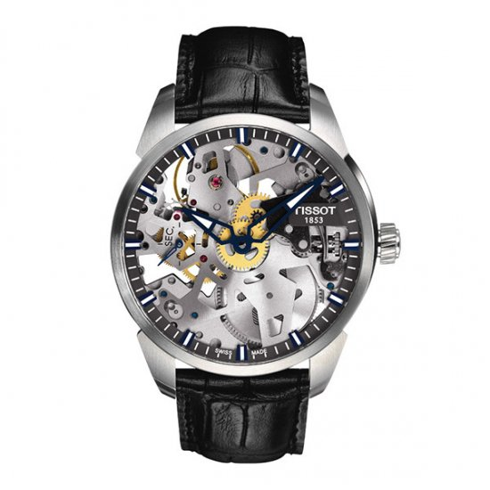 TISSOT T-Classic T-Complication Squelette Mechanical
