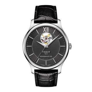 TISSOT T-Classic  Traditional Open Heart
