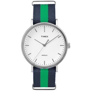 TIMEX タイメックス ウィークエンダー フェアフィールド リボンベルト