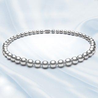 グレー真珠ネックレス [ SP-4 / SP-5 / SP-6 ]