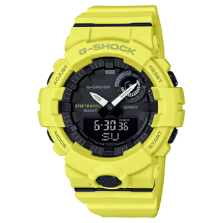 G-SHOCK G-SQUAD GBA-800-9AJF