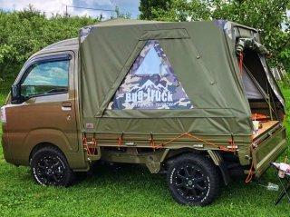 Bug-truck Extra. テントキット 【ハイゼットスタンダード用】