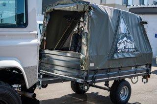 Bug-truck トレーラー用テントキット