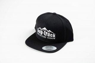 Bug-truck CAP スナップバック【ブラックホワイト】