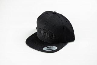 Bug-truck CAP スナップバック【ブラック】