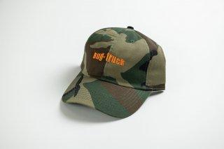 Bug-truck CAP ストラップバック【カモ】