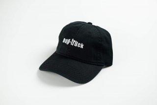 Bug-truck CAP ストラップバック【ブラック】