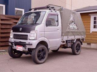 Bug-truck Extra. テントキット 【スズキキャリーDA63T用】