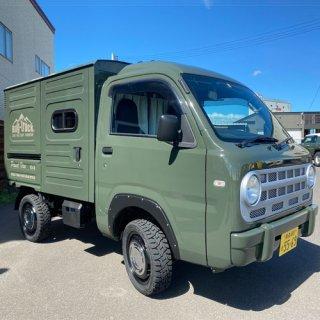 Bug-truck PANEL VAN R-faceロックライダーフェイス(ハロゲン仕様)