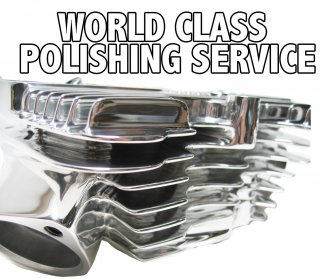 Cylinder Head Polishing Service