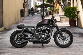Sportster Comp-S Exhausts (2014-2017)
