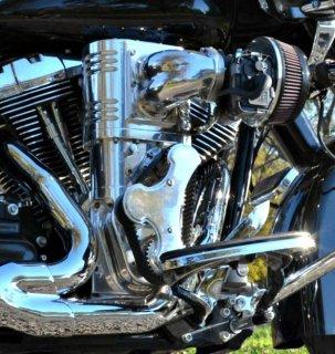 THOMSON SUPERCHARGERS   Harley Davidson Twin Cam&V-ROD Blower Kit