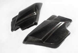 Touring 2009 & Later  Bagger Carbon Fiber Side Covers