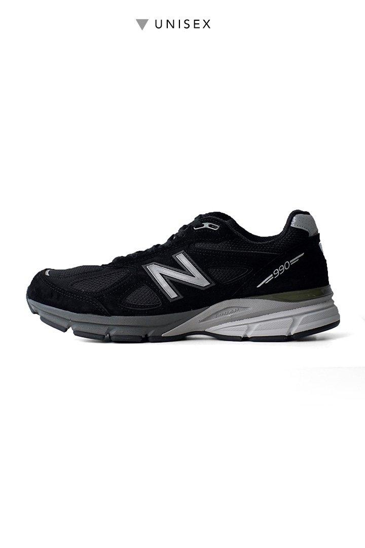 New Balance - M990 - BLACK